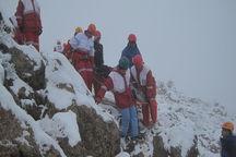 جسد نهمین کوهنورد مفقود شده در اشترانکوه پیدا شد