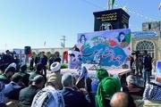 یادواره شهدای جهاد عشایر عرب خوزستان در شهرستان حمیدیه برگزار شد