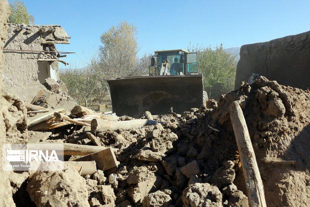 همآوایی غم و امید در روستای زلزلهزده ورنکش