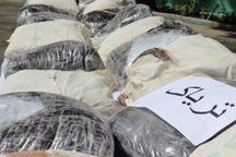 18 کیلوگرم مواد مخدر در بناب کشف شد