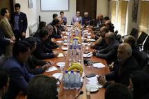 برگزاری جلسه هم اندیشی اعضای شورای  شهرهای خراسان جنوبی با لاهیجان