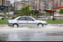 سنندج بارانی ترین مرکز استان کشور شد