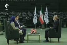لاریجانی، رئیس مجلس: بعید است قیمت بنزین تا آخر سال گران شود
