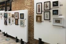 نقاشان، بهار ایرانی را در شیراز نمایش داده اند