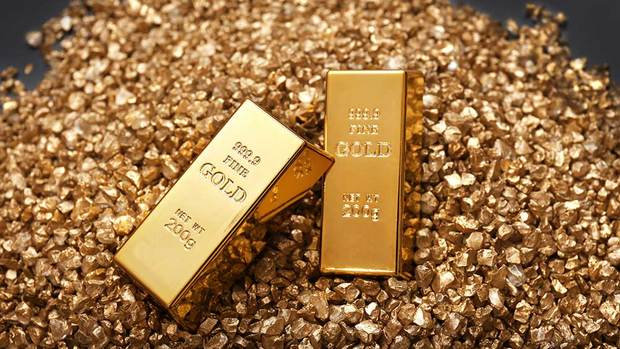 قیمت طلای جهانی دوباره بالا رفت