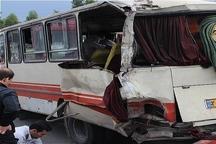 رسیدگی به هنگام به مصدومان حادثه اتوبوس دانش آموزان نکایی