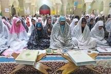 ۱۰۶ مسجد استان بوشهر پذیرای بانوی معتکف است