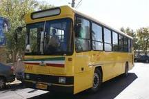 خدمات رسانی  رایگان،۱۰۰دستگاه اتوبوس به عزاداران حسینی در ارومیه