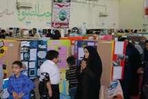 نمایشگاه پروژه های علمی دانش آموزی گیلان با 350 اثر گشایش یافت