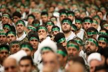 نیمی از دانشجویان یزدی عضو بسیج هستند