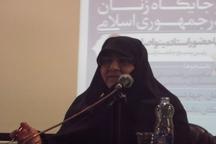 مسئول بسیج جامعه زنان: حجاب در کشور رو به افول نیست