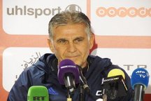 کی روش: میخواهیم این جام بهترین جام جهانی ایران باشد