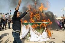 تبلور شور حسینی در میدان طاق بندرریگ