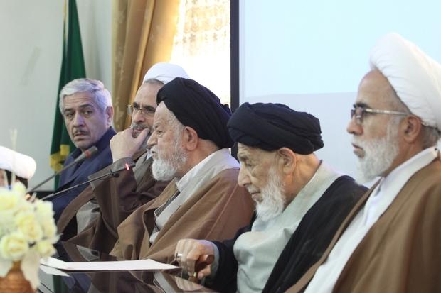 مدیر جدید حوزه های علمیه برادران استان سمنان معرفی شد