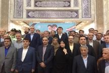 مدیران شهرداری تهران با آرمان های امام راحل تجدید میثاق کردند