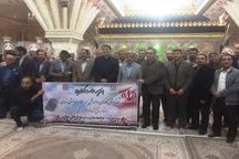مدیران بیمه سلامت با آرمانهای امام راحل تجدید میثاق کردند