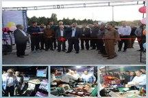 نمایشگاه عرصه سلامت درآذربایجان غربی آغاز بکار کرد