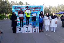 مسابقات آزاد اسکیت سرعت کشور در فردیس برگزارشد