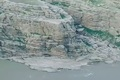 تخریب بلندترین پل معلق خاورمیانه