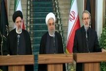 توضیحات لاریجانی در مورد دستور رهبرانقلاب مبنی بر اصلاح ساختار مدیریتی کشور
