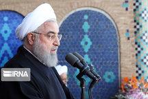 رییس جمهوری: راهآهن یزد به اقلید تا پایان سال آینده تکمیل میشود