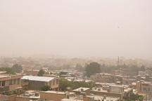 آلودگی دست از سر اصفهان برنداشت هوای اصفهان در وضعیت نارنجی