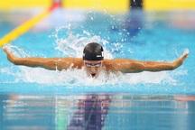 مسابقات شنای پیشکسوتان استان قزوین پایان یافت