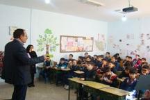 ویژه برنامه آب بان با حضور 600 دانش آموز قزوینی برگزار شد