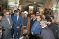 بهرهبرداری از گذر آبانبار خان کاشان با حضور وزیر ارشاد