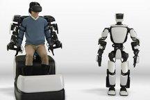 این ربات انسان نما از راه دور کنترل می شود+ عکس