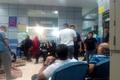 سومین روز تحصن شبانه روزی سپرده گذاران موسسه مالی آرمان در اهواز