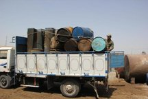قاچاقچی سوخت در قزوین 2 میلیارد ریال جریمه شد