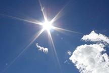 دمای هوای قزوین افزایش می یابد