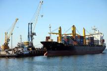کشتی 27.5 هزار تنی شکر خام هند در چابهار پهلو گرفت