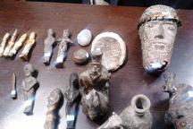 کشف و ضبط اشیای پیش از تاریخ در سیستان و بلوچستان