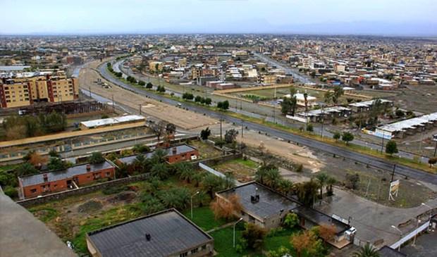 نگاه دولت ساختار شهری جیرفت را متحول کرده است