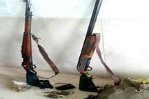 هفت نفر متخلف شکار و صیدغیرمجاز دستگیر شدند