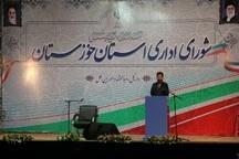 استاندار خوزستان: مرحله دوم طرح های آب و فاضلاب و کشاورزی خوزستان اجرایی می شود