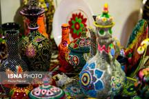 فروش یک میلیارد و 100 میلیون تومانی صنایع دستی در  نمایشگاه بین المللی صنایع دستی تبریز