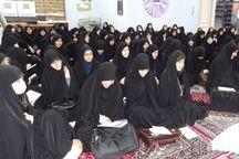 آغاز سال تحصیلی حوزههای علمیه خواهران یزد