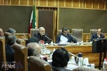 جلسه بررسی وضعیت فرودگاه قم در وزارت کشور برگزار شد