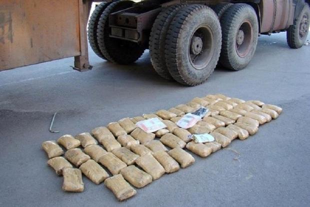 270 کیلوگرم مواد مخدر در یزد کشف شد