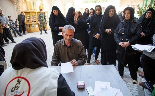 اکیپ بسیج جامعه پزشکی به مناطق محروم روستایی مهران اعزام شد