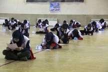مرحله استانی پنجمین دوره  المپیاد 'آماده 'در شاهرود برگزار شد
