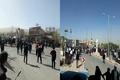 درگیری خونین بین 2 طایفه در سرابله ایلام تخریب چندین مغازه وشرکت خصوصی  اعزام نیروی انتظامی به منطقه