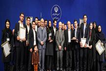 ۶ دانشجوی دانشگاه تبریز به عنوان دانشجوی نمونه برتر کشوری انتخاب شدند