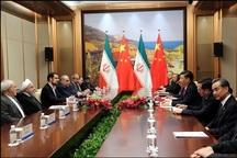 رئیسجمهور روحانی: اراده تهران و پکن، تداوم همکاریهای راهبردی در تمامی حوزهها است/ تجارت با پول ملی دو کشور باعث تقویت مناسبات اقتصای است/ نقش پکن در استحکام برجام و اجرای تعهدات طرفین بسیار مهم است  تاکید بر تکمیل راکتور آب سنگین اراک طبق توافق برجام