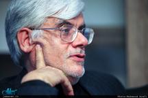پیشنهاد عارف به دوستان روحانی درباره روز سوال از رئیس جمهور چه بود؟