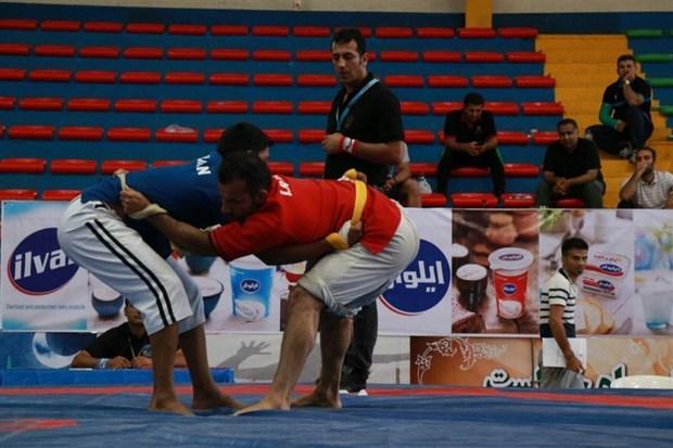 ورزشکاران آلیش کرمانشاه 2 مدال نقره و برنز کسب کردند