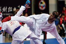 کاراتهکای قزوینی در جایگاه دوم رتبهبندی جهان قرار گرفت